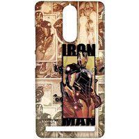 Ironman in Command - Sublime Case for Lenovo Vibe K5 Note