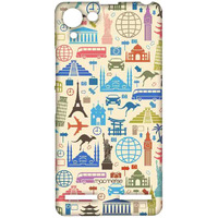 Travel Lover - Sublime Case for Lenovo Vibe K5