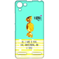 Masaba Peace Love Toffee - Sublime Case for Lenovo Vibe K5