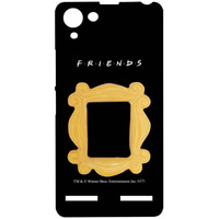 Friend Frame Black - Sublime Case for Lenovo Vibe K5