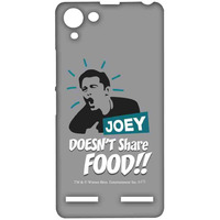 Friends Joey doesnt share food - Sublime Case for Lenovo Vibe K5