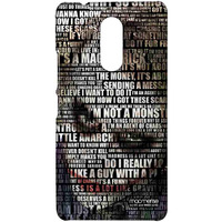 Joker Quotes - Sublime Case for Lenovo K6 Note