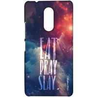 Eat Pray Slay - Sublime Case for Lenovo K6 Note