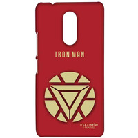 Minimalistic Ironman - Sublime Case for Lenovo K6 Note