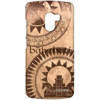 Sigil Bhallaladeva Mahishmati - Sublime Case for Lenovo K4 Note