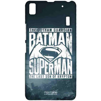 Gotham vs Krypton Blue - Sublime Case for Lenovo K3 Note