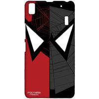 Face Focus Spiderman - Sublime Case for Lenovo K3 Note
