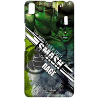 Stay Angry Hulk - Sublime Case for Lenovo K3 Note