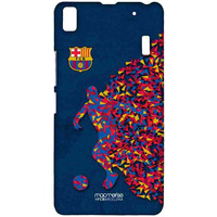 FCB Asymmetrical Art - Sublime Case for Lenovo A7000