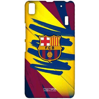 FCB Colour Strokes - Sublime Case for Lenovo A7000