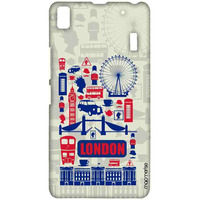 City of London - Sublime Case for Lenovo A7000