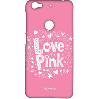 Love Pink - Sublime Case for LeEco Le 1s