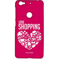Love Shopping - Sublime Case for LeEco Le 1s