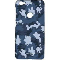 Military Blue - Sublime Case for LeEco Le 1s