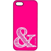 AND Pink - Pro Case for iPhone SE