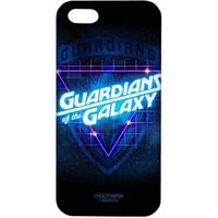Guardians of the Galaxy Logo - Pro Case for iPhone SE