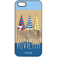 Relaxing on the Riviera  - Pro Case for iPhone SE