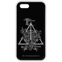 The Deathly Hallows  - Lite Case for iPhone SE