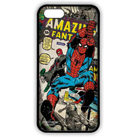 Comic Spidey - Lite Case for iPhone SE