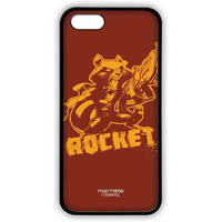 Rocket Raccoon - Lite Case for iPhone SE