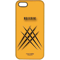Minimalistic Wolverine - Pro Case for iPhone SE