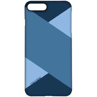 Blue Stripes - Pro Case for iPhone 7 Plus