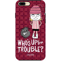 Troublesome Edith - Tough Case for iPhone 7 Plus
