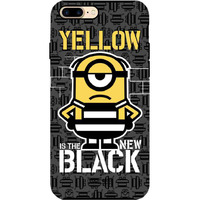 Yellow Black - Tough Case for iPhone 7 Plus