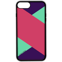 Tealpink Stripes - Lite Case for iPhone 7 Plus