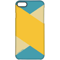 Mustard Stripes - Pro Case for iPhone 7