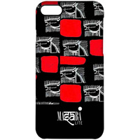 Masaba Red Line Horses - Pro Case for iPhone 7