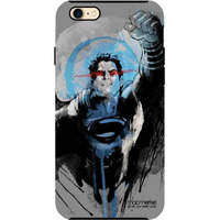 Sketched Superman - Tough Case for iPhone 7