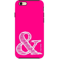 AND Pink - Tough Case for iPhone 7