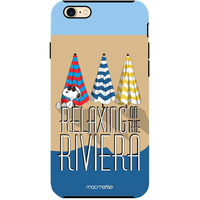 Relaxing on the Riviera  - Tough Case for iPhone 7