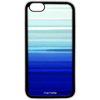 Blue Brush Strokes - Lite Case for iPhone 7