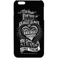 Find Loved Ones Black  - Pro Case for iPhone 6S Plus