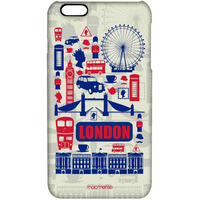 City of London - Pro Case for iPhone 6S Plus