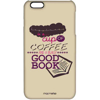 Coffee and Good book - Pro Case for iPhone 6S Plus