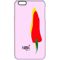 Masaba Yellow Red Chilli - Pro Case for iPhone 6S Plus