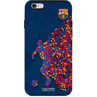 FCB Asymmetrical Art - Tough Case for iPhone 6S Plus