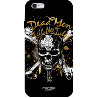 Skull Tales - Tough Case for iPhone 6S Plus