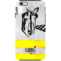 Masaba Yellow Horse - Tough Case for iPhone 6S Plus