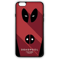 Minimalistic Deadpool - Lite Case for iPhone 6S Plus