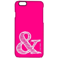 AND Pink - Pro Case for iPhone 6S
