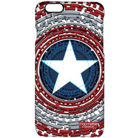 Captains Shield Engineered - Pro Case for iPhone 6S