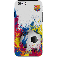 FCB Victory Splash - Tough Case for iPhone 6S