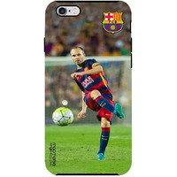 Strike Iniesta - Tough Case for iPhone 6S