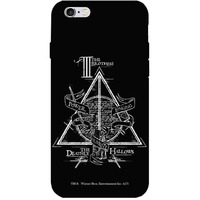 The Deathly Hallows  - Tough Case for iPhone 6S
