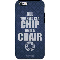 Poker Essentials - Tough Case for iPhone 6S