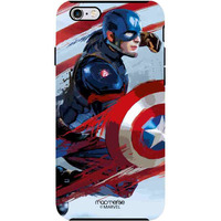 Captain Strokes - Tough Case for iPhone 6S